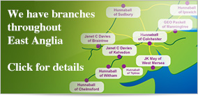 We have branches throughout East Anglia - Click for details.